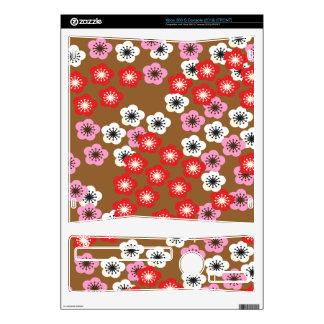 Sakura Cherry Blossoms Xbox 360 S Console Skin