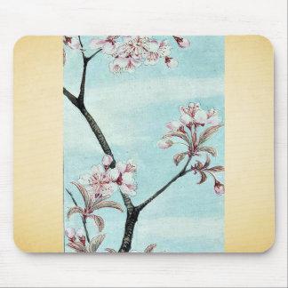 Sakura cherry Ukiyo-e. Mousepad