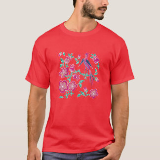 Sakura Chinese New Year Mens T-Shirt