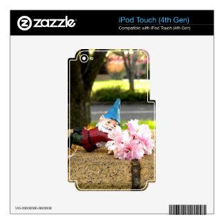 Sakura Cornelius Decals For iPod Touch 4G