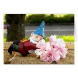 Sakura Cornelius Greeting Card