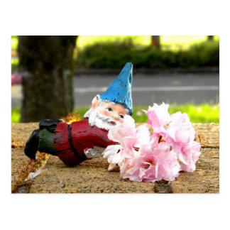 Sakura Cornelius Postcard