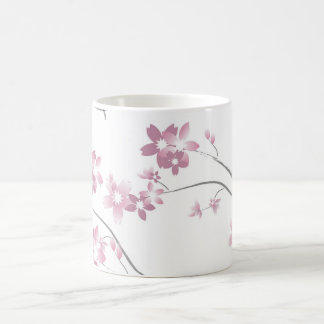 Sakura Flowers Coffee Mug