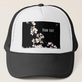 Sakura flowers trucker hat
