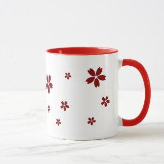 Sakura Flurry Mug
