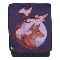 Sakura Fox Backpack