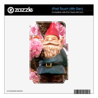 Sakura Gerome iPod Touch 4G Decals