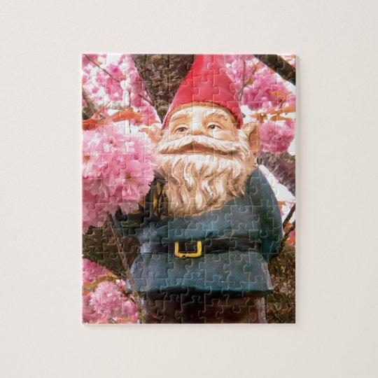Sakura Gerome Jigsaw Puzzle