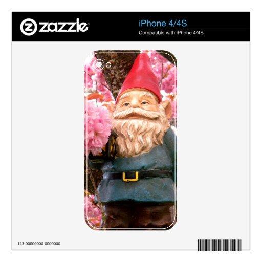 Sakura Gerome Skin Para El iPhone 4
