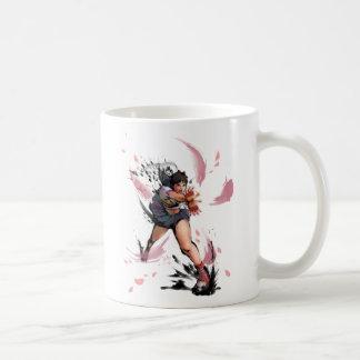 Sakura Hadoken Coffee Mug