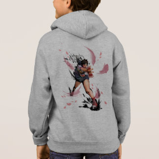Sakura Hadoken Hoodie