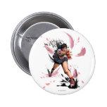 Sakura Hadoken Pin Redondo 5 Cm