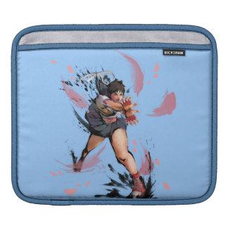 Sakura Hadoken Sleeve For iPads