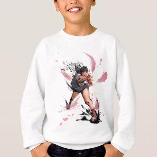 Sakura Hadoken Sweatshirt