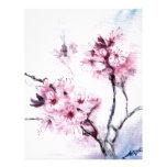 Sakura II Membrete A Diseño