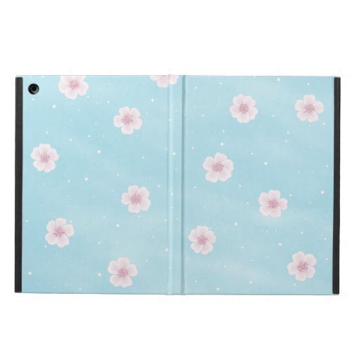 Sakura Japanese Cherry Blossom Floral Case For iPad Air