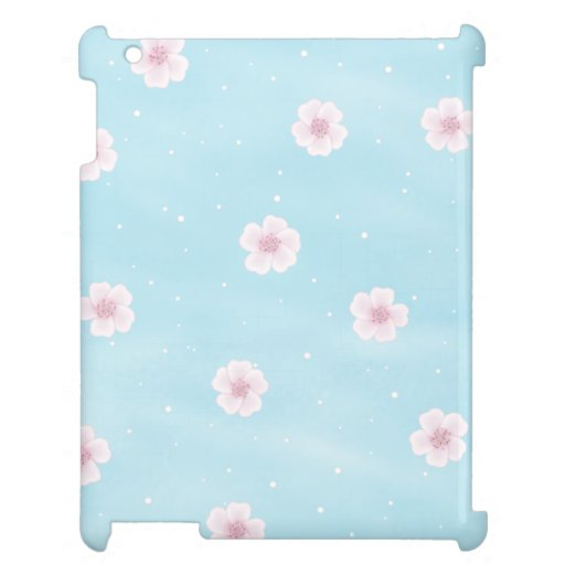 Sakura Japanese Cherry Blossom Floral Case For The iPad