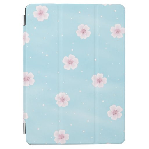 Sakura Japanese Cherry Blossom Floral iPad Air Cover