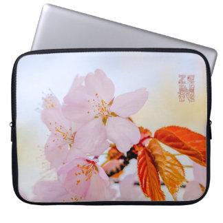 Sakura - Japanese cherry blossom Laptop Sleeve