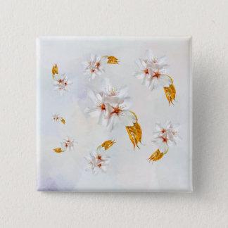 Sakura - Japanese cherry blossom Pinback Button