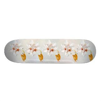 Sakura - Japanese cherry blossom Custom Skateboard