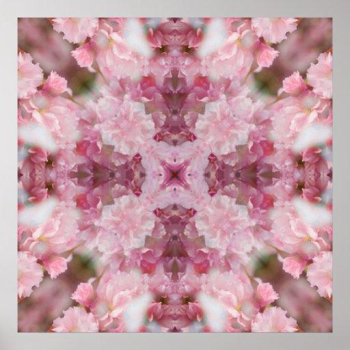 Sakura Kaleido Print