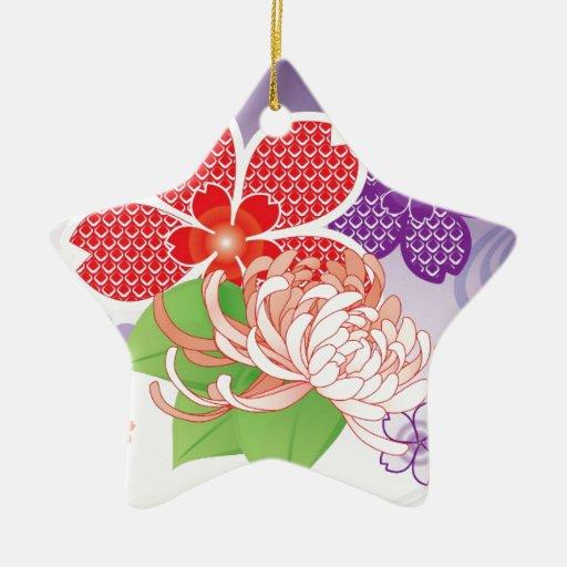 Sakura Kiomono - Japanese Design Ornaments