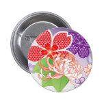 Sakura Kiomono - Japanese Design Pins