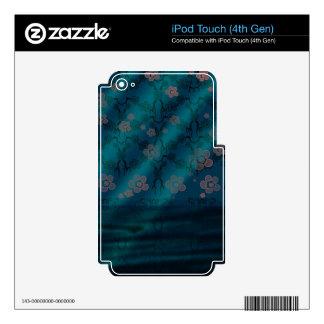 Sakura Lagoon iPod Touch 4G Skins