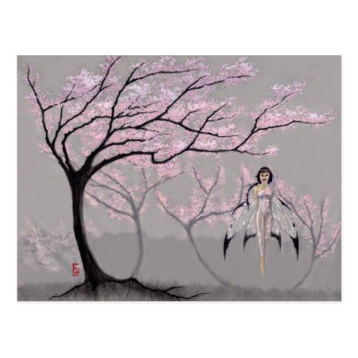 Sakura No mitama Postcards