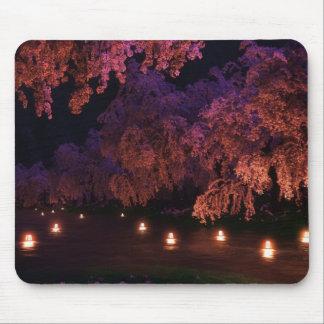 Sakura (noche) Mousepad