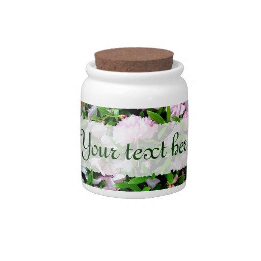 sakura petals Candy Jar