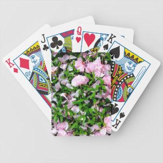 sakura petals card deck