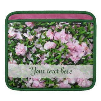sakura petals sleeves for iPads