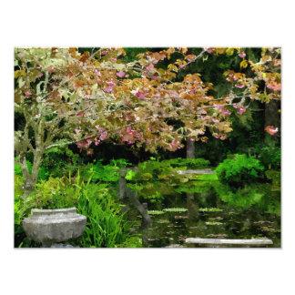 Sakura Photo Print