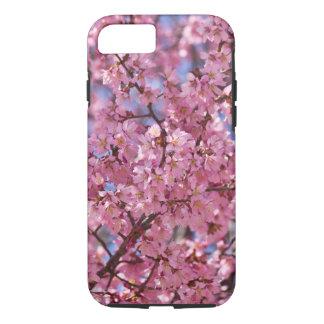 Sakura Pink Cherry Blossom Sky iPhone 7 Case