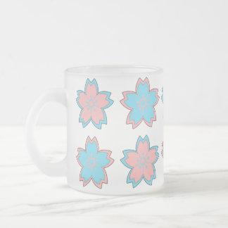 Sakura Pink N Blue Mug