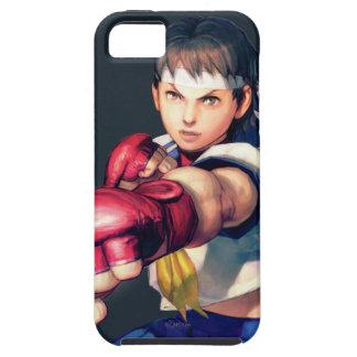 Sakura Punching iPhone SE/5/5s Case