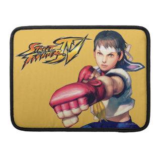 Sakura Punching MacBook Pro Sleeves