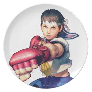 Sakura Punching Plate