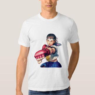 Sakura Punching T-shirt