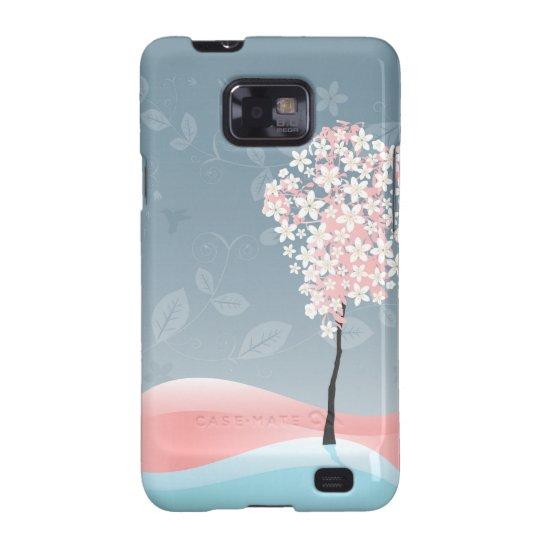 Sakura Samsung Galaxy S II Case