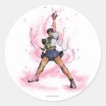 Sakura Shouoken Stickers