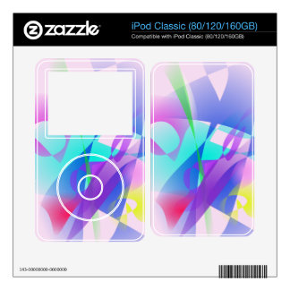 Sakura Skins For iPod Classic