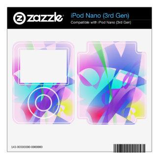 Sakura Decals For iPod Nano 3G