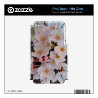 SAKURA DECAL FOR iPod TOUCH 4G