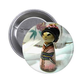 Sakura Spring I Pinback Button