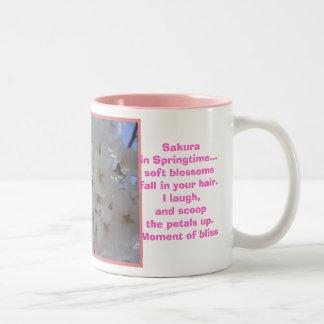 Sakura, Springtime Mug