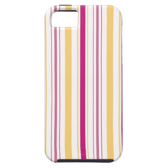 Sakura Stripes iPhone 5 Case