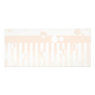 Sakura Stripes Rack Card